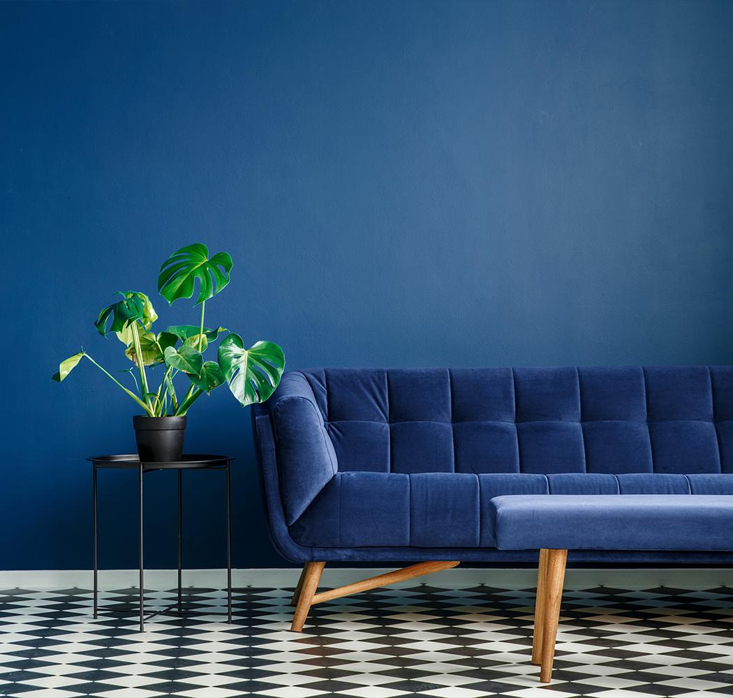 classic blue, trendkleur van 2020