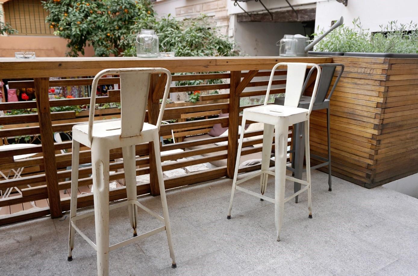 Balkon bar