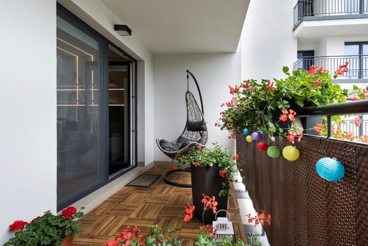 Urban Farming op botanisch balkon