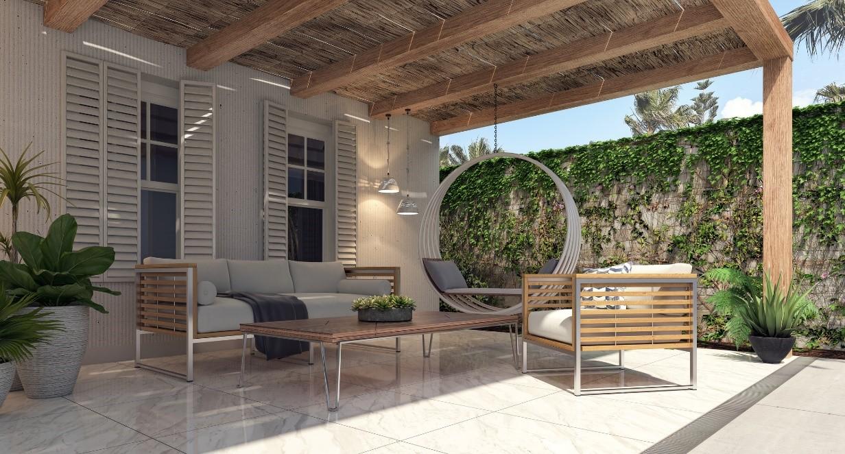 Moderne loungeset