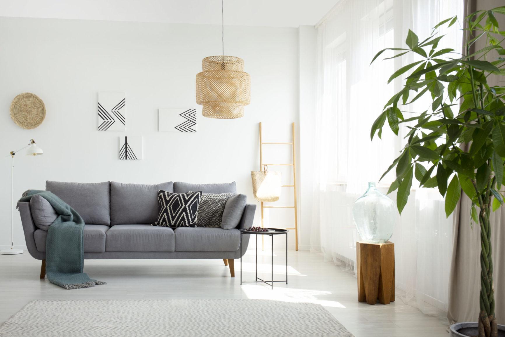Lichte vloer matchen meubels