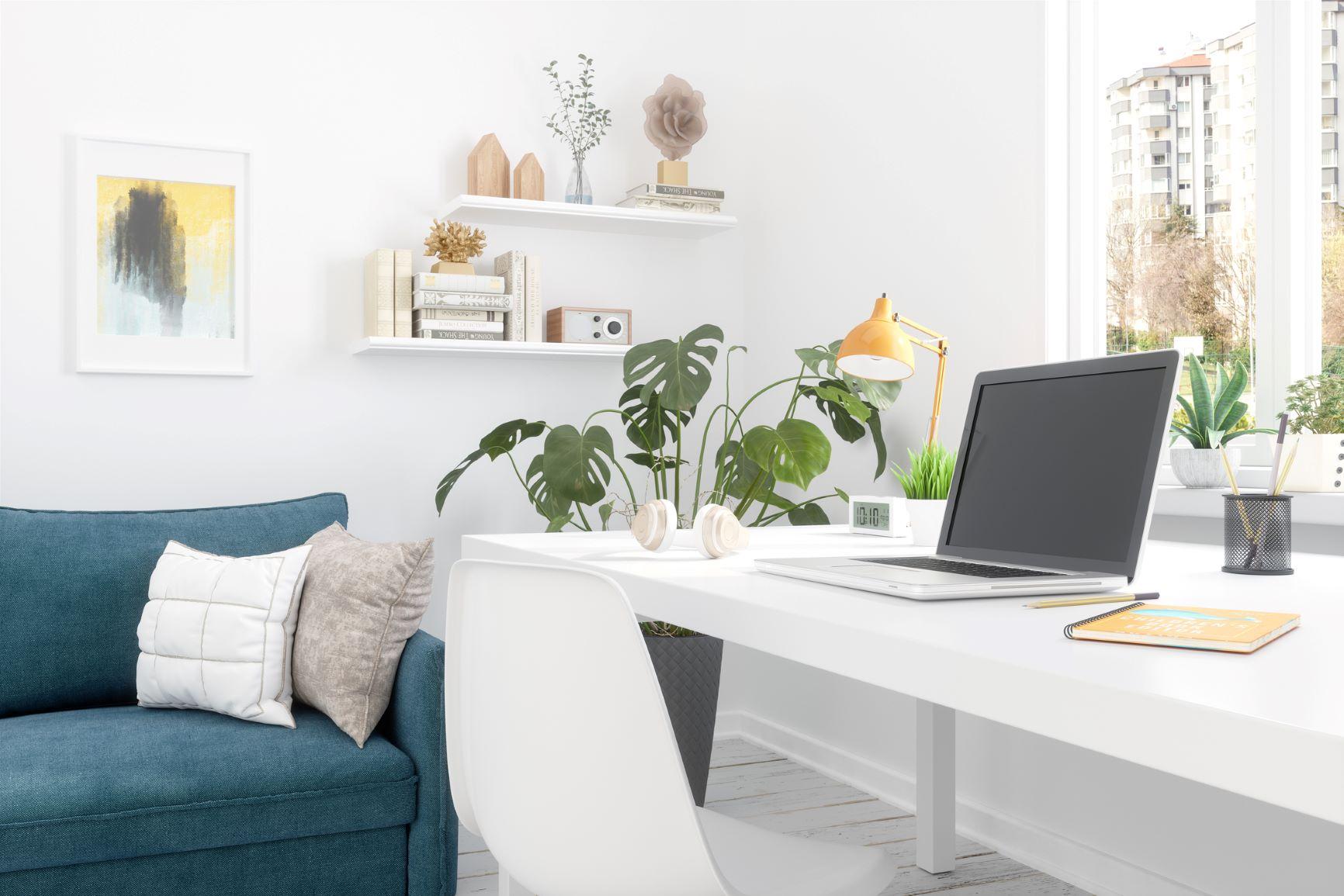 Productief thuiswerken