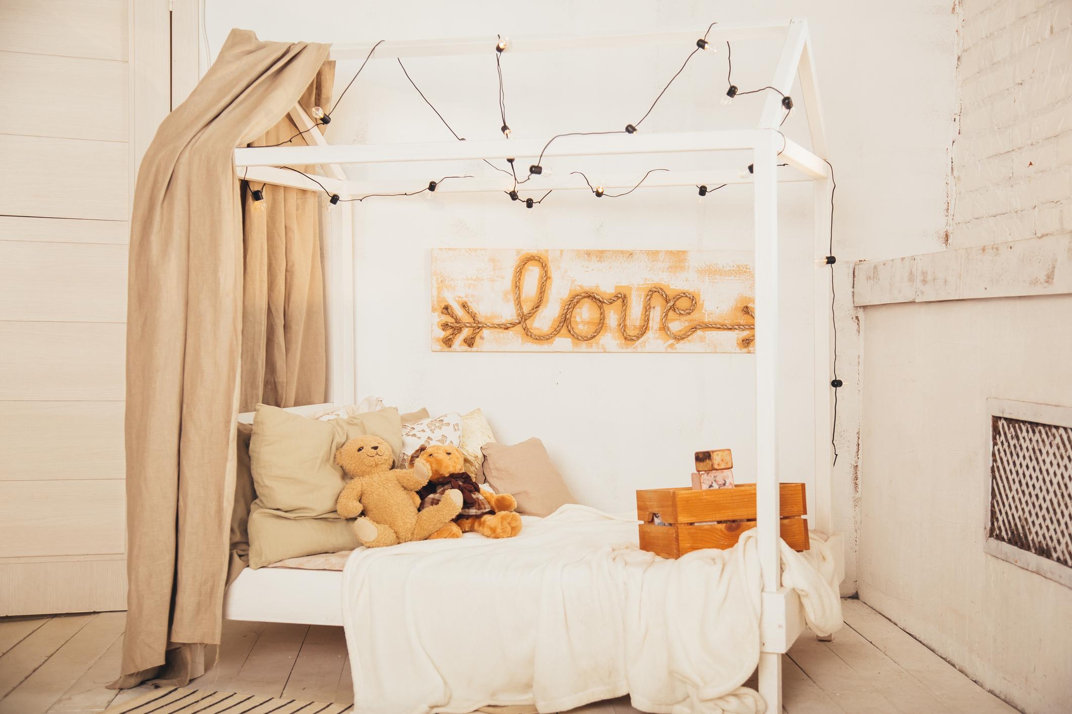 Bedhuis DIY kinderkamer